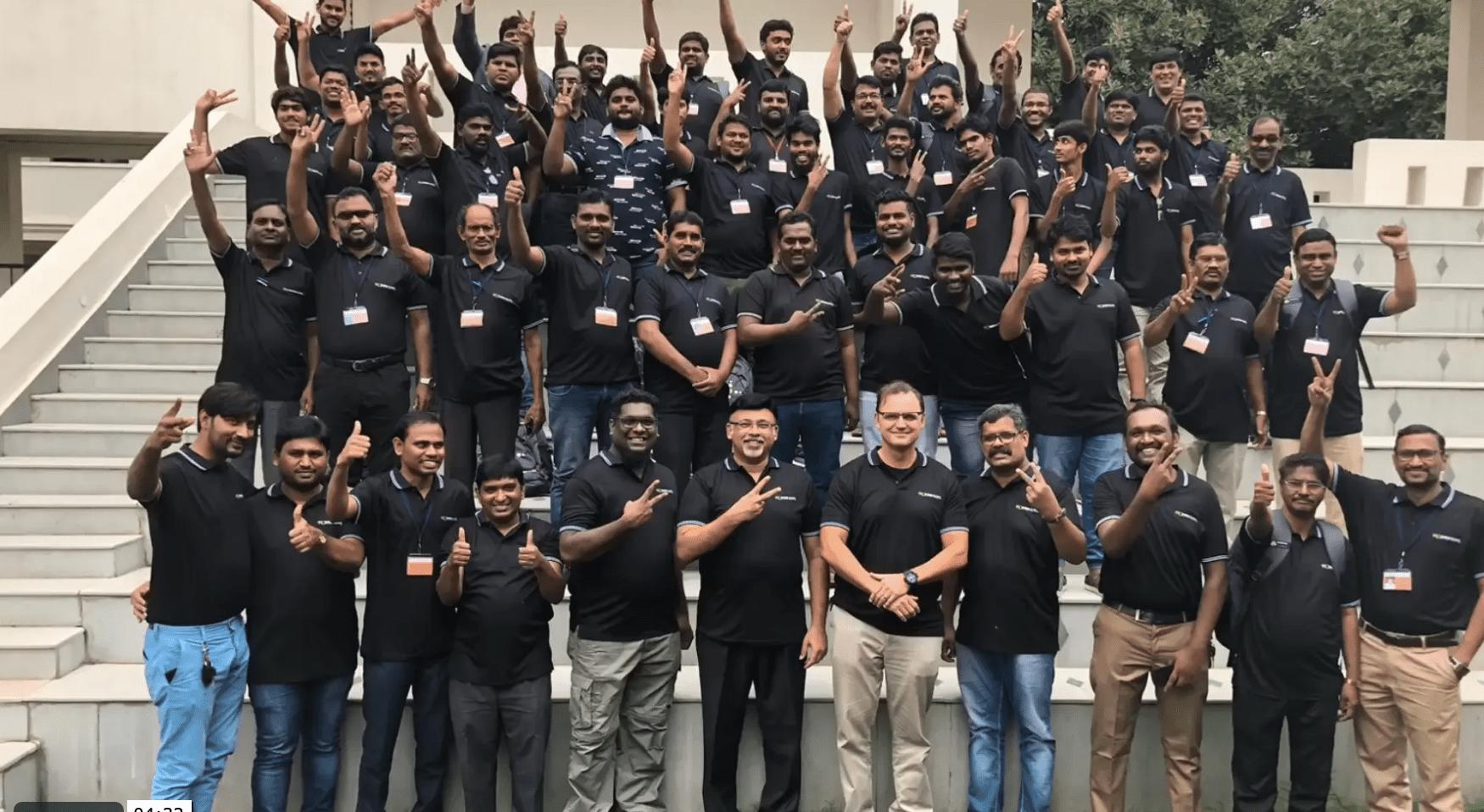 Graduation Goa and Hyderabad